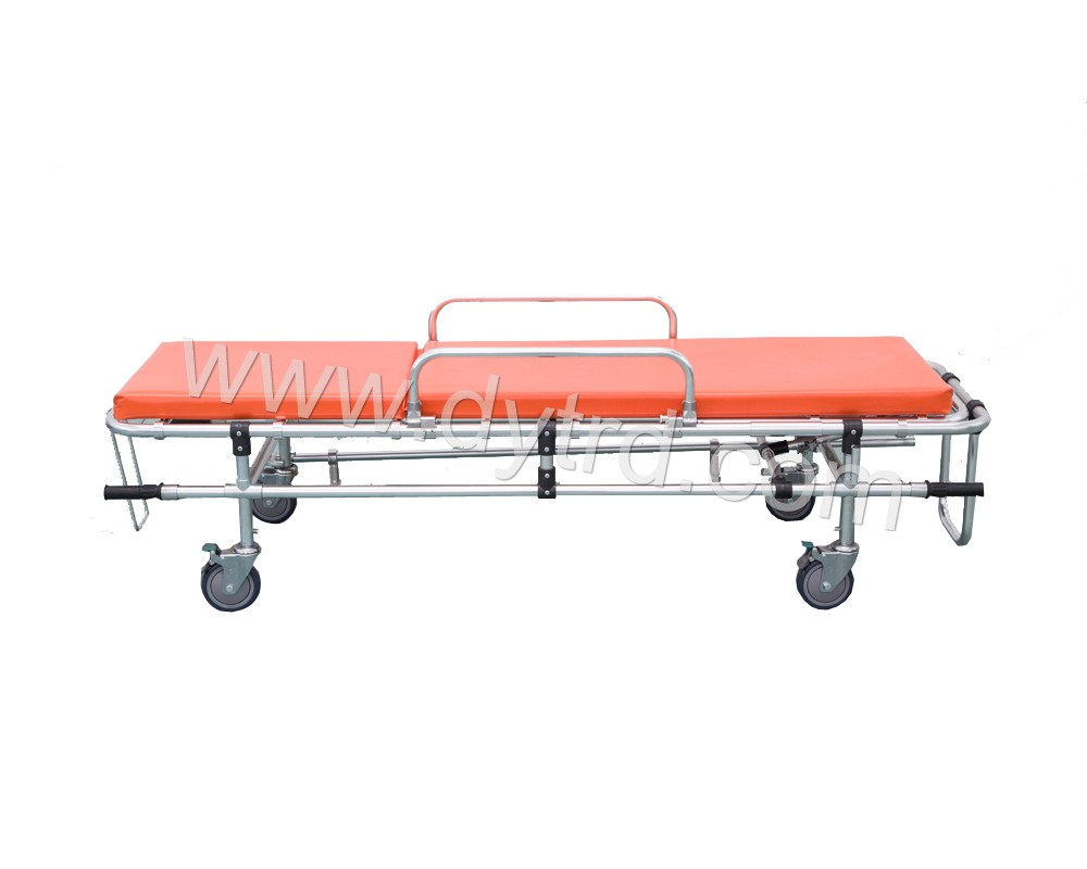 DY01-AM-006A Low Position Ambulance Stretcher